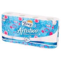 FOXY Artistico Papier toaletowy różowy