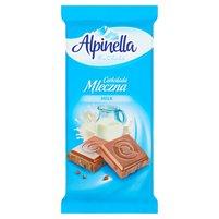 ALPINELLA Czekolada mleczna