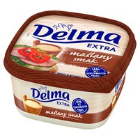 DELMA Extra Margaryna o smaku masła