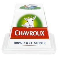 CHAVROUX Serek twarogowy z mleka koziego