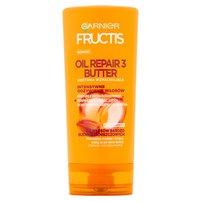 GARNIER Fructis Oil Repair 3 Butter Odżywka wzmacniająca do włosów suchych i zniszczonych