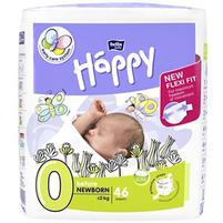 BELLA Baby Happy Pieluszki jednorazowe Before 0 Newborn (<2 kg)