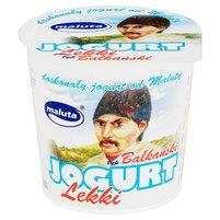 MALUTA Jogurt typ Bałkański naturalny lekki