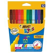 BIC Kids Visa Kolorowe flamastry