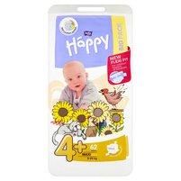 BELLA Baby Happy Pieluszki jednorazowe 4+ maxi plus (9-20 kg)