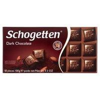SCHOGETTEN Dark Chocolate Czekolada
