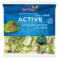 FIT&EASY Active Mix sałat
