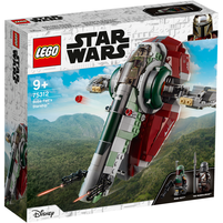 LEGO Star Wars Statek kosmiczny Boby Fetta 75312 (9+)