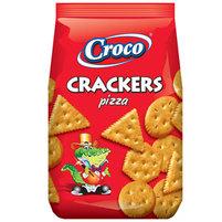 CROCO Krakersy o smaku pizzy