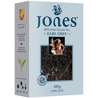 JONES Earl Grey Herbata liściasta
