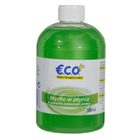 ECO+ Mydło w płynie o zapachu zielonego jabłka