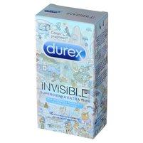 DUREX Invisible Supercienka Prezerwatywy