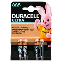 DURACELL Ultra AAA 1,5 V/B Bateria alkaliczna
