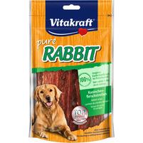 VITAKRAFT Paski króliczego mięsa dla psa