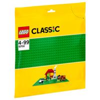 LEGO Classic Płytka konstrukcyjna zielona 10700 (4+)