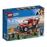 LEGO City 60231 Terenówka komendantki straży pożarnej (5+)