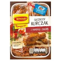 WINIARY Pomysł na... Soczysty kurczak z papryką i ziołami