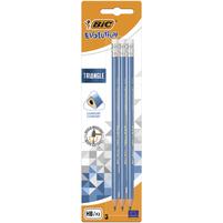 BiC Evolution Triangle Ołówek z gumką HB