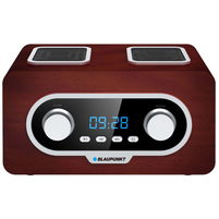 BLAUPUNKT Radioodtwarzacz przenośny FM/MP3/USB/AUX retro
