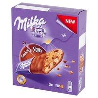 MILKA Cookie Snax Ciastko z kawałkami czekolady