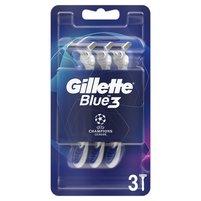 GILLETTE Blue3 Comfort Jednorazowa maszynka do golenia dla mężczyzn