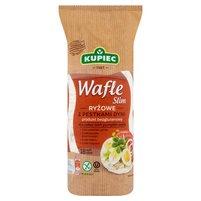 KUPIEC Slim Wafle ryżowe z pestkami dyni