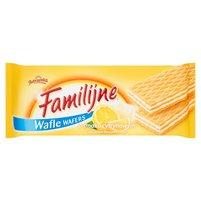 FAMILIJNE Wafle o smaku cytrynowym