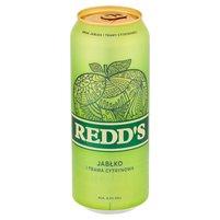 REDDS Piwo o smaku jabłka i trawy cytrynowej