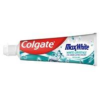 COLGATE Max White White Crystal Pasta do zębów