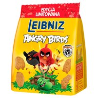 LEIBNIZ Angry Birds Herbatniki maślane