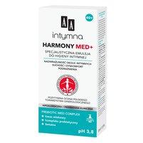 AA Intymna Harmony Med+ Specjalistyczna emulsja do higieny intymnej