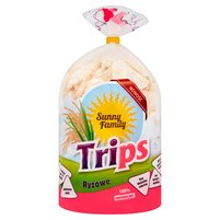 SUNNY FAMILY Trips Wafle ryżowe