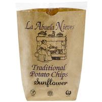 LA ABUELA NIEVES Chipsy tradycyjne ziemniaczane bezglutenowe