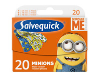 Salvequick Minionki Plastry