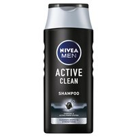 NIVEA MEN Active Clean Szampon do włosów
