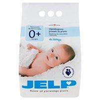 JELP 0+ Hipoalergiczny proszek do prania do białego (28 prań)