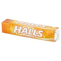 HALLS Calm honey-lemon Cukierki