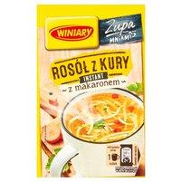 WINIARY Smaczna zupa Rosół z kury z makaronem