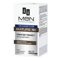 AA Men Advanced Care Mature 70+ Krem do twarzy wygładzający