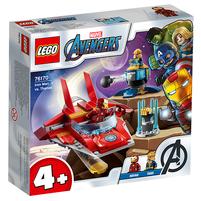 LEGO Marvel Avengers Iron Man kontra Thanos 76170 (4+)
