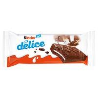 KINDER DELICE Kakaowy biszkopt z mlecznym nadzieniem
