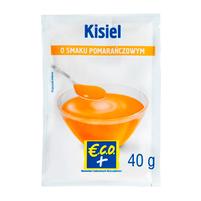 ECO+ kisiel o smaku pomarańczowym