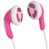 MAXELL Słuchawki douszne Colour Budz różowe