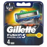 GILLETTE Fusion Proglide Power Wymienne wkłady do maszynki