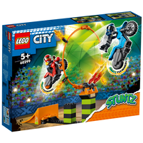 LEGO City Konkurs kaskaderski 60299 (5+)