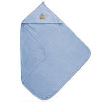 BABYMATEX Kąpielowe okrycie niemowlęce Maxi niebieski