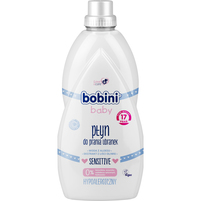 BOBINI Baby Sensitive Płyn hipoalergiczny do prania ubranek (17 prań)