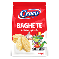 CROCO Baghete Grzanki czosnkowe