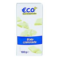 ECO+ Biała czekolada