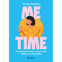 SANDERS JESSICA Me time (okładka twarda)